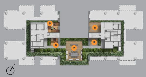 boulevard-88-condo-site-plan