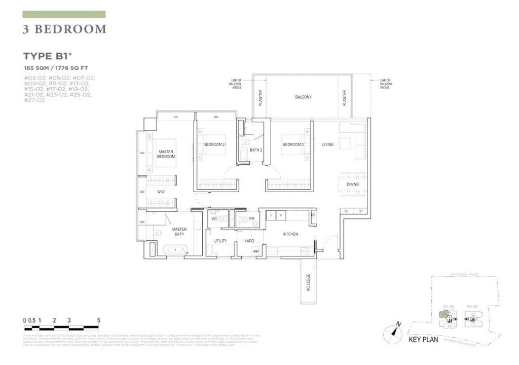 Boulevard 88 Orchard Floor Plan Developer Discount 6100 7757