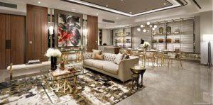 singapore-boulevard-88-living-hall